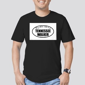Tennessee Walking Horse Gifts Men's Fitted T-S