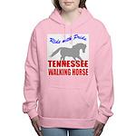 rwp-tennessee-walking-horse Women's Hooded Sweatsh