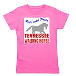 rwp-tennessee-walking-horse Girl's Tee