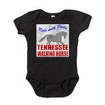 rwp-tennessee-walking-horse Baby Bodysuit