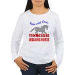 rwp-tennessee-walking-horse Women's Long Sleeve T-