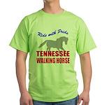 rwp-tennessee-walking-horse Green T-Shirt