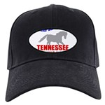 rwp-tennessee-walking-horse Black Cap with Patch