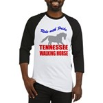 rwp-tennessee-walking-horse Baseball Tee