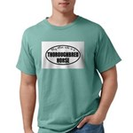 Thoroughbred Horse Gifts Mens Comfort Colors®