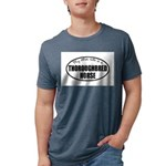 Thoroughbred Horse Gifts Mens Tri-blend T-Shirt