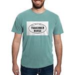 Trakehner Horse Gifts Mens Comfort Colors® Sh