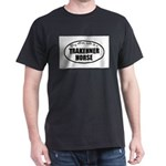 Trakehner Horse Gifts Dark T-Shirt