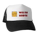 Welsh Horse Trucker Hat
