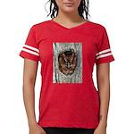 Owl Gifts Womens Football Shirt