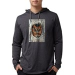 Owl Gifts Mens Hooded Shirt