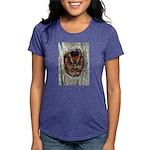 Owl Gifts Womens Tri-blend T-Shirt