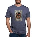 Owl Gifts Mens Tri-blend T-Shirt