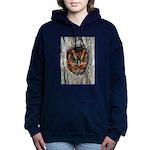 Owl Gifts Women's Hooded Sweatshirt