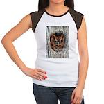 Owl Gifts Junior's Cap Sleeve T-Shirt