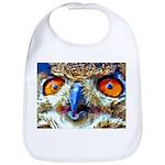 Owl Gifts Cotton Baby Bib