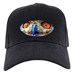 Owl Gifts Black Cap with Patch