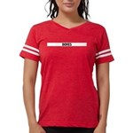 I'm Wild About Doves Womens Football Shirt