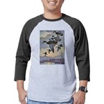 Duck Gifts Mens Baseball Tee