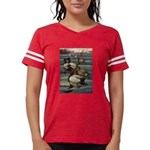 Duck Gifts Womens Football Shirt