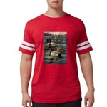 Duck Gifts Mens Football Shirt