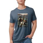Duck Gifts Mens Tri-blend T-Shirt