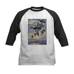 Duck Gifts Kids Baseball Tee