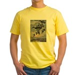 Duck Gifts Yellow T-Shirt