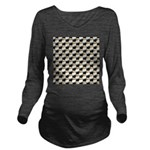 Eagle Gifts Long Sleeve Maternity T-Shirt