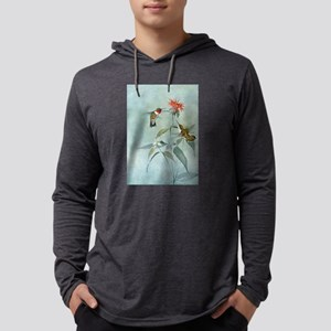 Hummingbird Mens Hooded Shirt