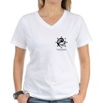 New York Internal Arts Women's V-Neck T-Shirt