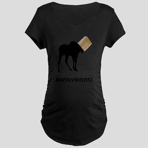 Anonymoose Maternity Dark T-Shirt