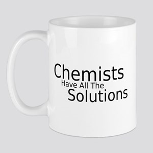Chemists Have Solutions Mug
