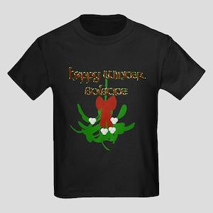 Mistletoe Kids Dark T-Shirt