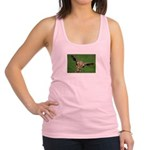 Funny Animals Greeting Cards Racerback Tank Top