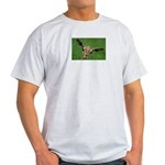 Funny Animals Greeting Cards Light T-Shirt