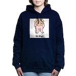 hi-pig Women's Hooded Sweatshirt