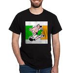 ireland-soccer-pig Dark T-Shirt