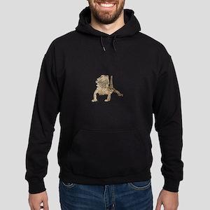 Bearded Dragon Hoodie (dark)