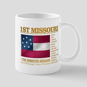 1st Missouri Infantry Mugs