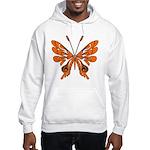 'Butterfly Tattoos Hooded Sweatshirt