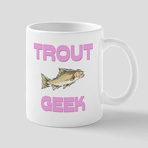 Trout Geek Mug