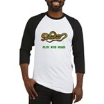 plays-with-snakes.t... Baseball Tee