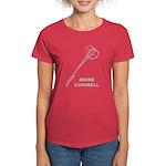 More Cowbell Women's Dark T-Shirt
