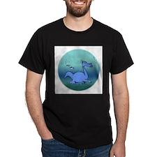 Cartoon 68-FIN Dark T-Shirt