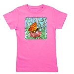 butterfly-6 Girl's Tee