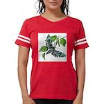 butterfly-5 Womens Football Shirt