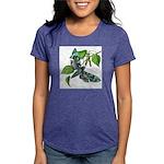 butterfly-5 Womens Tri-blend T-Shirt