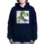 butterfly-5 Women's Hooded Sweatshirt