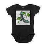 butterfly-5 Baby Bodysuit